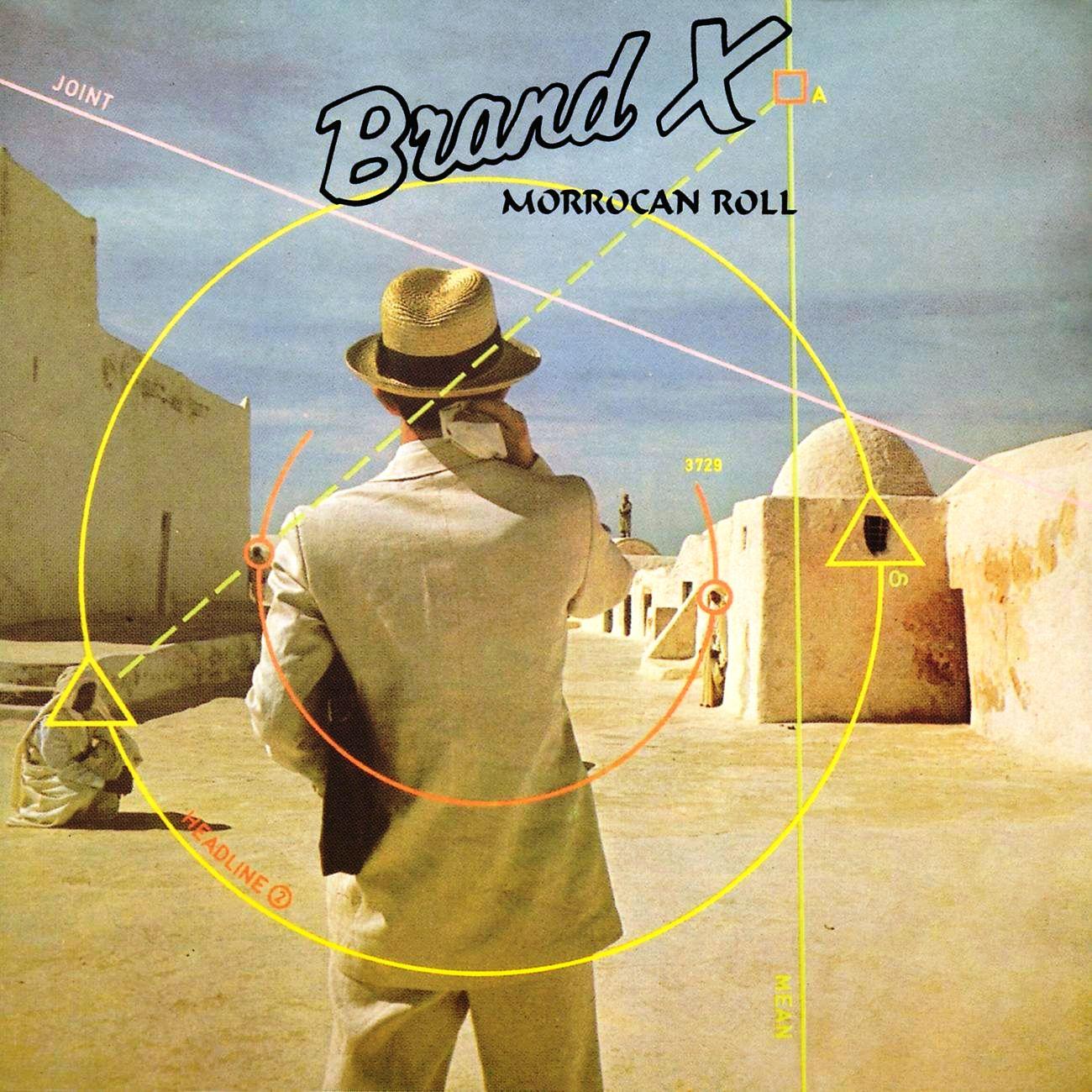 Brand X Gt Morrocan Roll