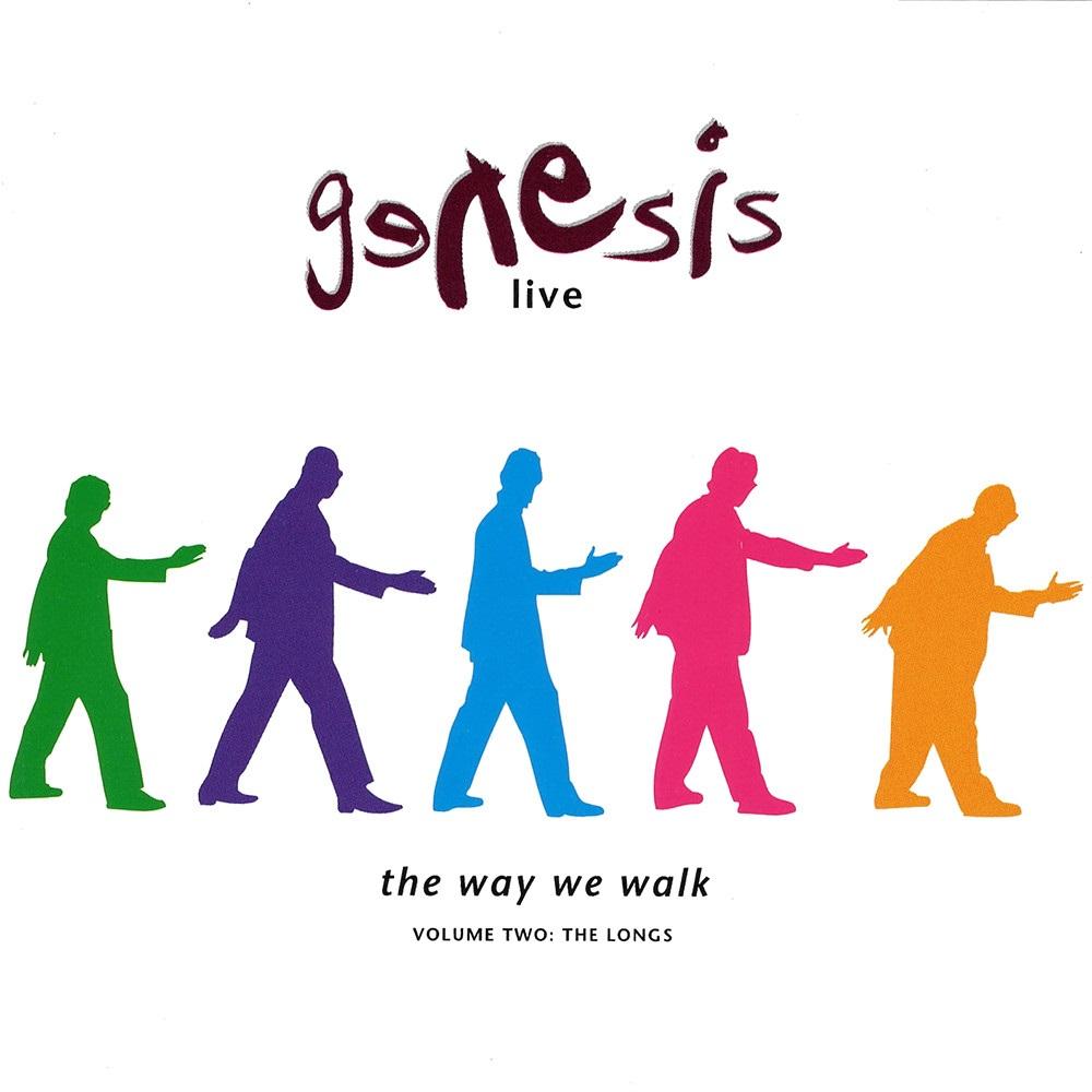Genesis Gt Discographie Gt Albums Gt Live The Way We Walk