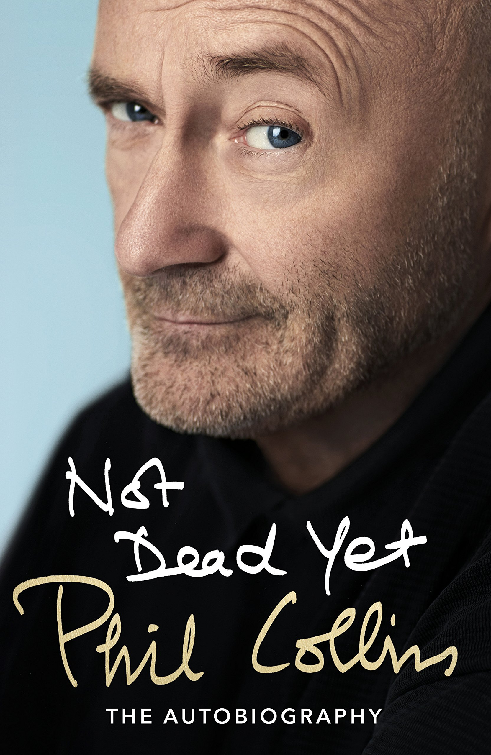Image result for phil collins not dead yet