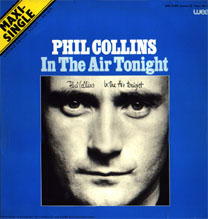 Phil Collins Gt Singles Gt In The Air Tonight